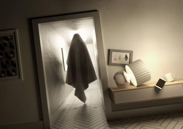 fantasmas en casa